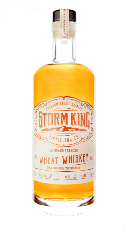 Colorado Straight Wheat Whiskey